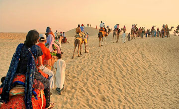 Rajasthan Camel Safari Tour